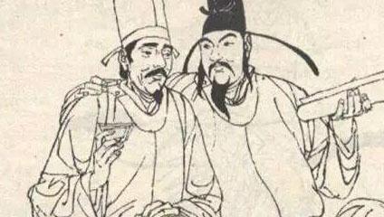 古代两位诗人上演最强男神之争,但却从未谋面