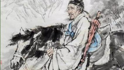 唐代诗人杜甫死因成迷,怎么死的?