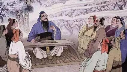 孔子与弟子们之间的关系,是亦师亦友吗?