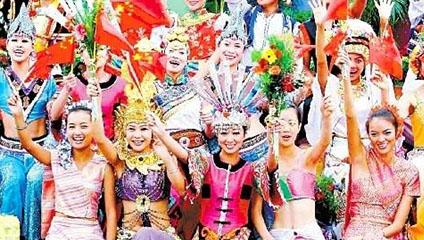 云南特有的15个少数民族,最少民族只有几千人!