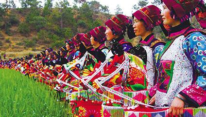 中华56个民族之壮族简介|僮族民族文化与禁忌
