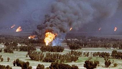 海湾战争中伊拉克坚持42天,却说是个奇迹!