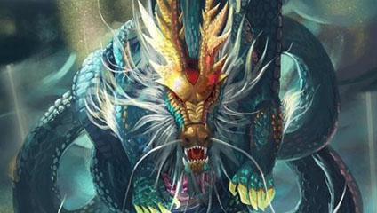 中国传说中的十大神龙 你都知道是哪些吗?