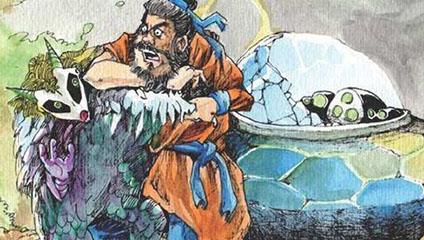 三国时期外星人穿青衣到吴国,预言司马家统一天下?