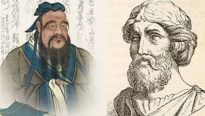 古代两个伟大的教育家:苏格拉底与孔子